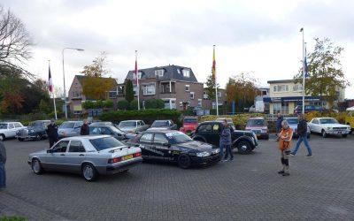 Een nieuwe naam, een nieuwe locatie en heel veel Volvo's