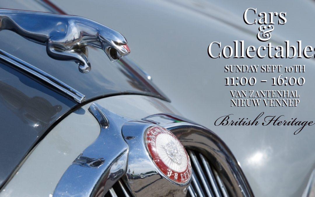 Engelse klassiekers bij Cars & Collectables