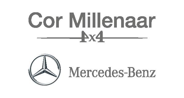 Cor Millenaar • Aalsmeer Roest Niet Sponsor